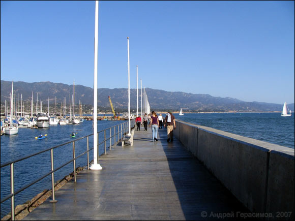 Santa Barbara Harbor