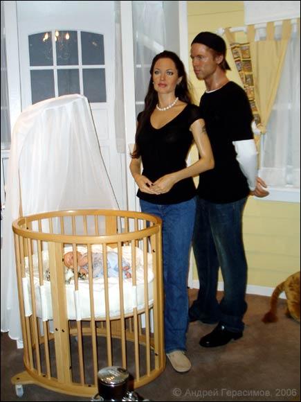 Фото ребенка джоли и питта 6