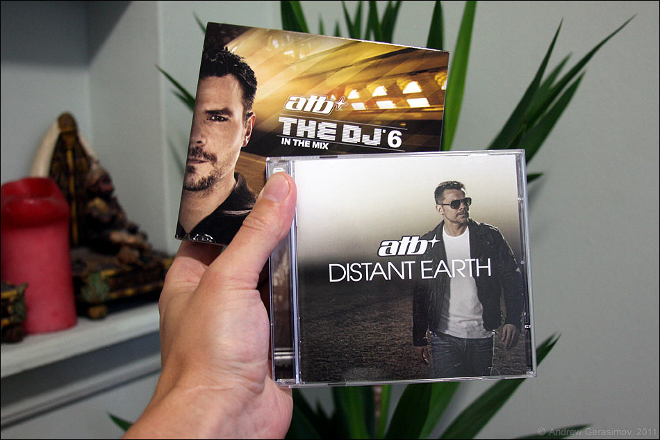 ATB. Distant Earth.